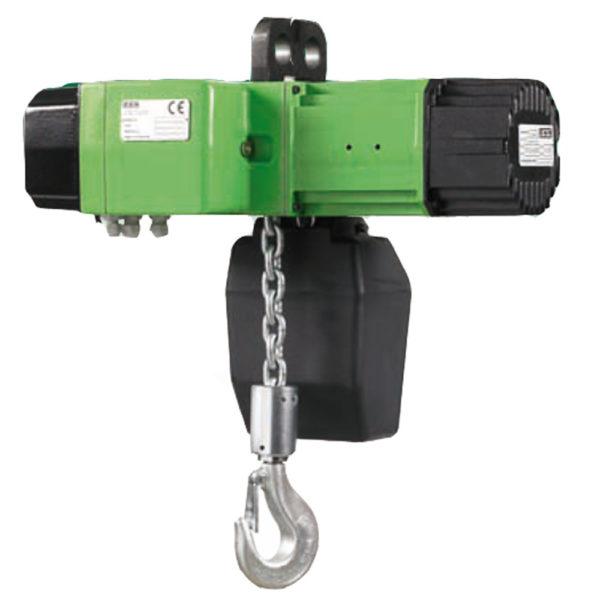 Paranco elettrico a catena rwm wr alfatech sollevamento for Paranco elettrico 1000 kg