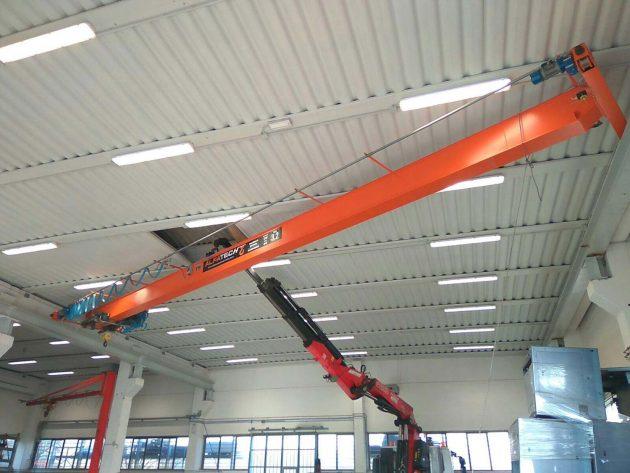 installazione-carroponte-presso-nuovo-stabilimento