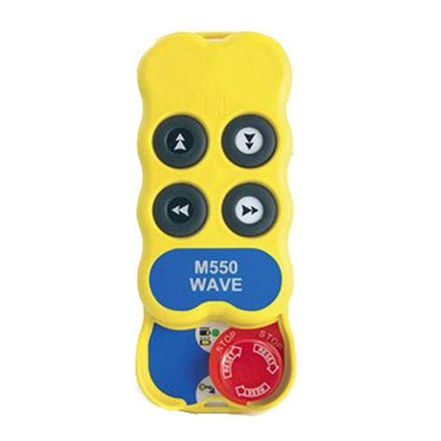 Radiocomando m550 wave s