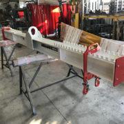 bilancino con ganci regolabili portata 5000 kg