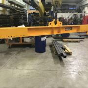 bilancino di sollevamento fisso 4 ganci portata 8000kg